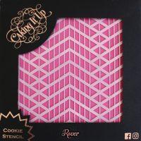 Rover Cookie Stencil