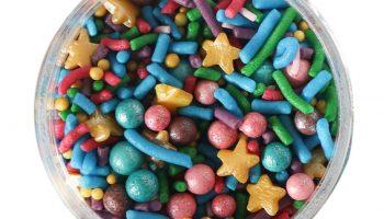Mermaid Medley Sprinkles 75g