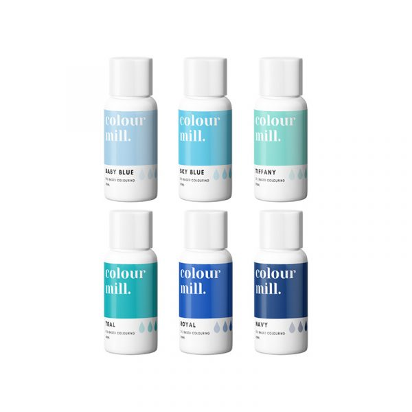 Colour Mill Blue Pack