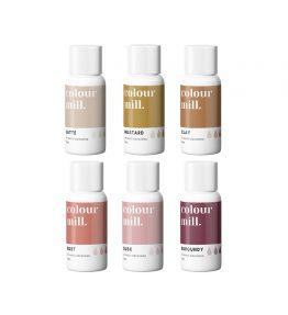 Colour Mill Desert 6 Pack (20ml bottles)