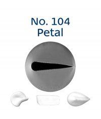 Piping Tip - 104 Petal
