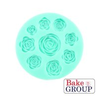 Mixed Roses Mould