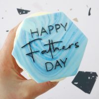 Happy Father's Day - Outboss x Wish Upon A Cupcake
