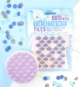 Mermaid Tail - Outboss Texture Tiles