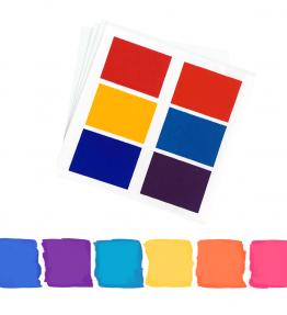 PYO Paint Palettes - Brights (12 Pack)