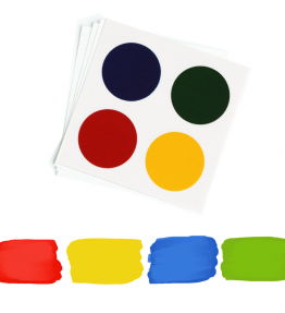 PYO Paint Palettes - Primary (12 Pack)