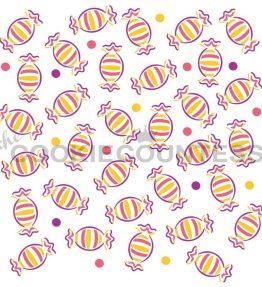 Candy Stencil (3 Piece)