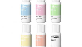 Colour Mill Pastel 6 pack (20ml bottles)