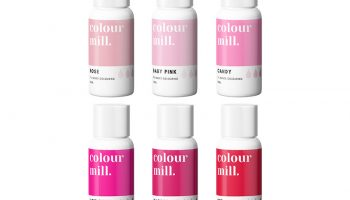 Colour Mill Pink 6 pack (20ml bottles)