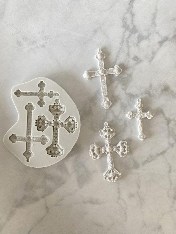 Orthodox Cross Mould