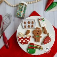 Cookies by Qui - Christmas in July