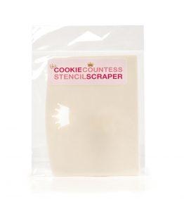 Stencil Scraper (3 pack)
