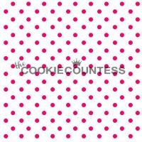 Tiny Dots Stencil