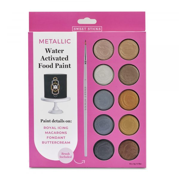 Sweet Sticks Metallic Palette