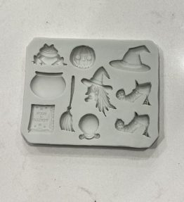 Halloween Witch Mould