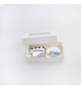 "Cookie Box 6.75x4.5x1.5"""