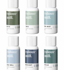 Colour Mill Coastal 6 pack (20ml bottles)