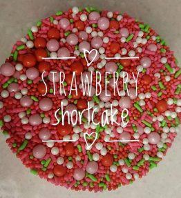 Strawberry Shortcake (100ml)