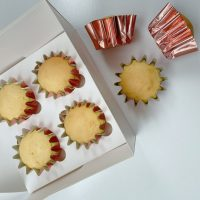More Cuppies - Rose Gold Foil