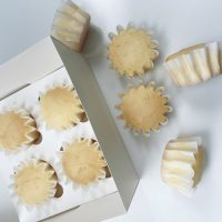 More Cuppies - Parchment