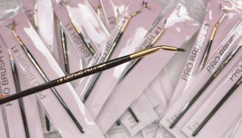 More Pro Art - Angled Brush No#1