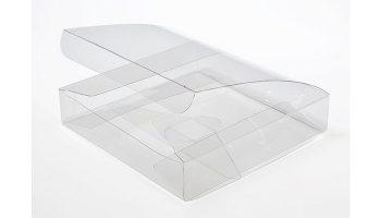 "Clear Cookie Box (5"" x 5"")"